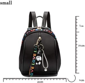 Sobre la mochila de moda mujer Tisdaini