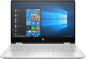 "HP Pavilion x360 Táctil- 14-dh1012ns - Ordenador portátil de 14"" FullHD (Intel Core i5-10210U, 8GB RAM, 512GB SSD, Intel Graphics UHD"