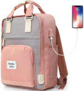 👩🎓 Mochilas Instituto para adolescentes,universitarias para llevar el Ipad tablet o 📲