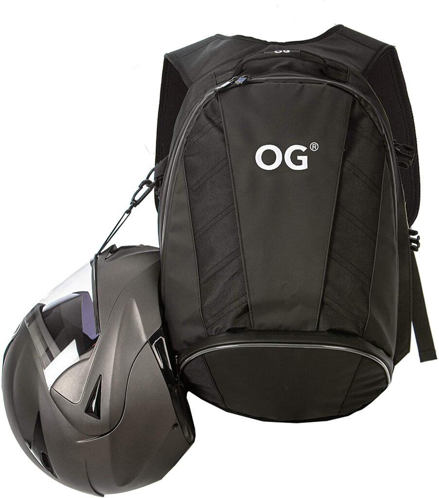 OG OnlineGo EZ RiderPRO Mochila Moto Negra