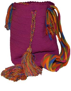 Mochilas Wayuu Mujer Colombia en Madrid Online