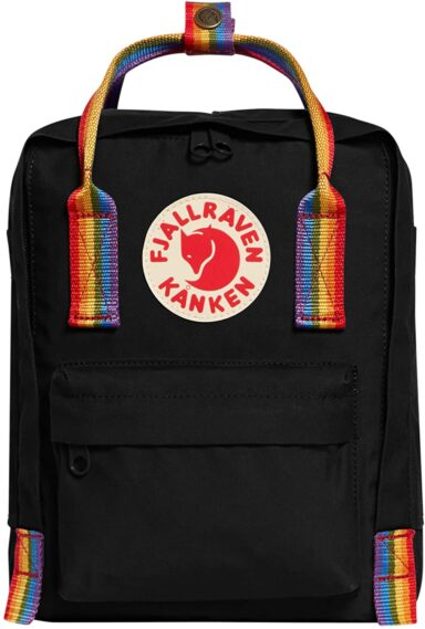 Fjallraven Kanken Rainbow Mini Sports backpack