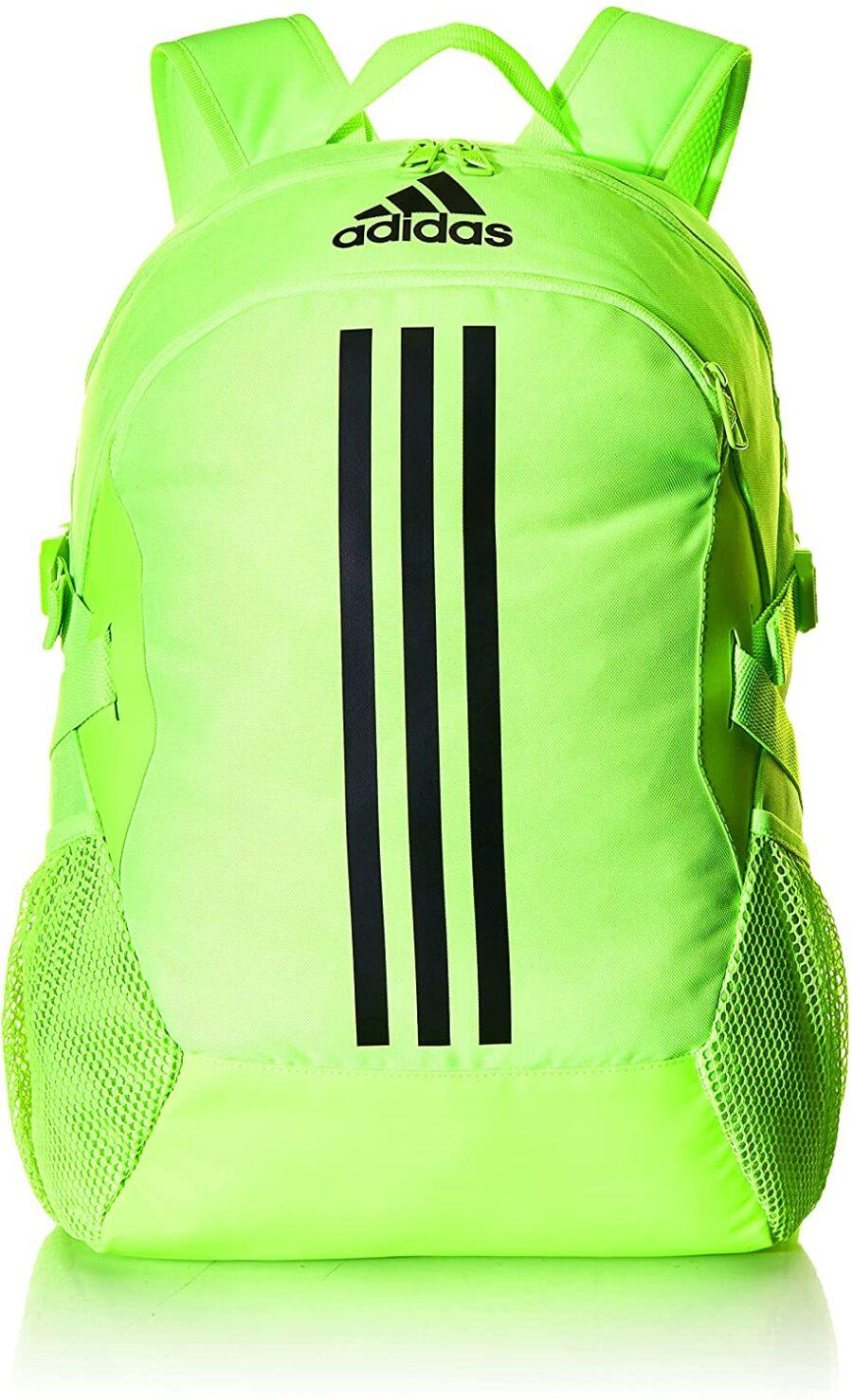 Mochila Adidas Fluorescente