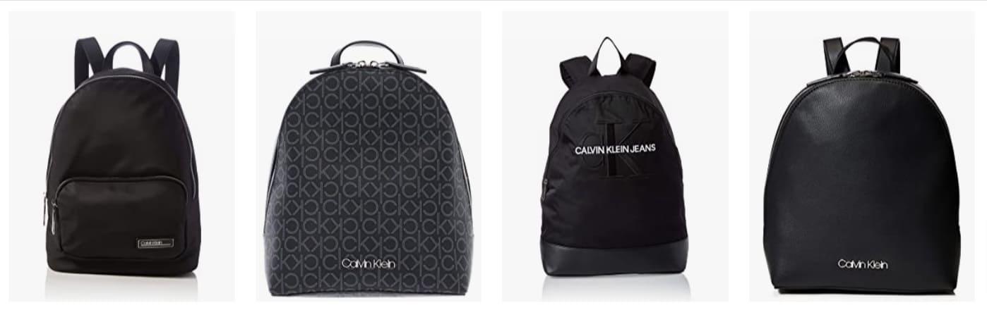 Mochilas Mujer Calvin Klein Urbanas y Originales. Mochilas de moda para Mujer unisex, encuéntralas al mejor precio en Mochilas Mujer Shop 2021